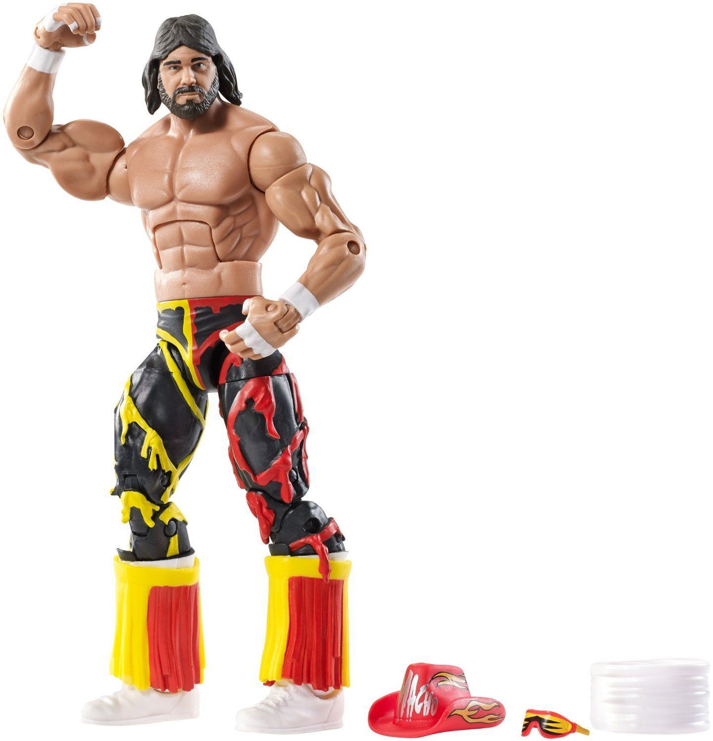 Wrestling Toys For Boys : Wwe elite collection action figure series macho man